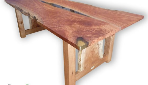 Queensland Maple Dining Table