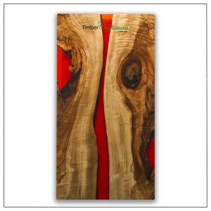 australian-camphor-laurel-transparent-red-resin-seam-timber-art-by-david-suters-timbercraftsman